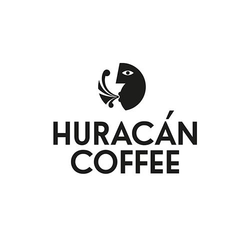 Huracan Coffee logo