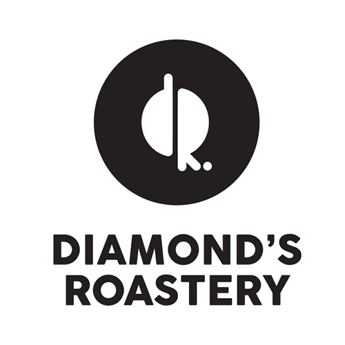Diamonds Roastery logo