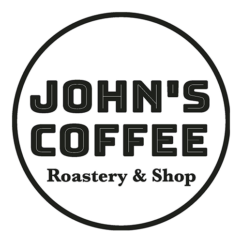 John's Coffee Roastery logo