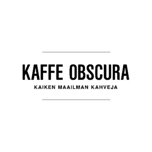 Kaffe Obscura logo