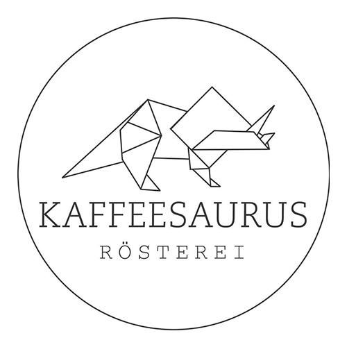Kaffeesaurus Rosterei logo