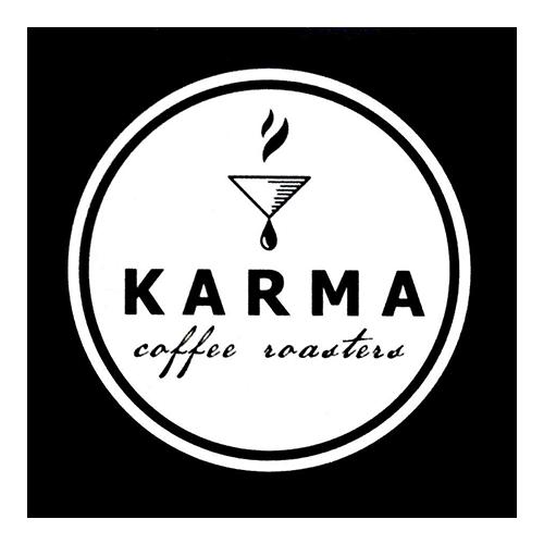 Karmaroasters logo