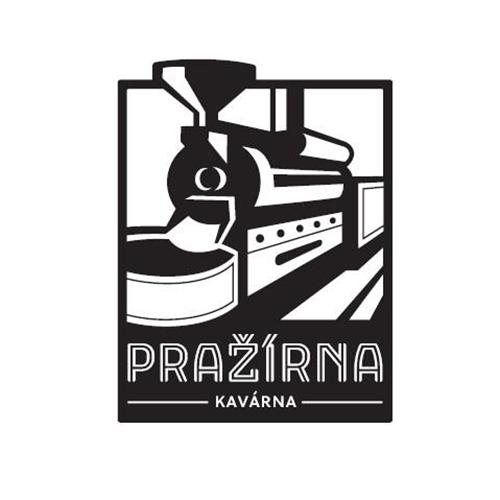 Kavarna Prazirna logo