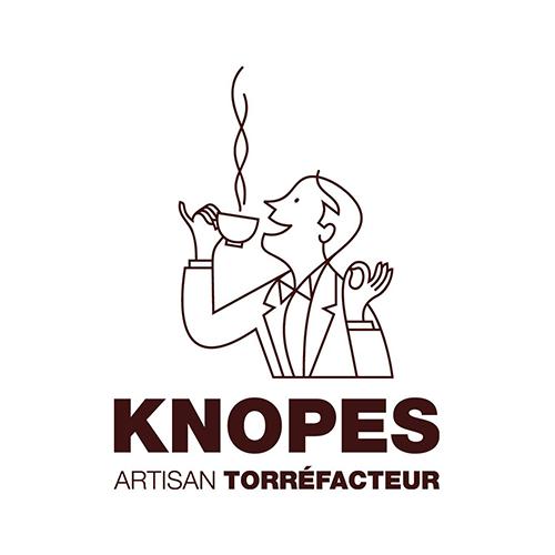 Knopes Artisan Torrefacteur logo