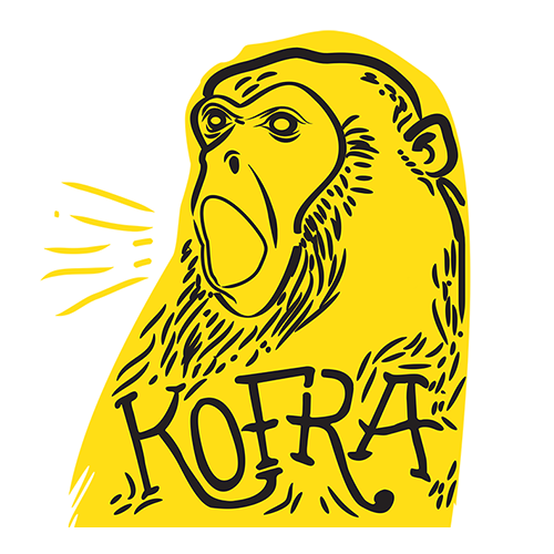 Kofra coffee logo