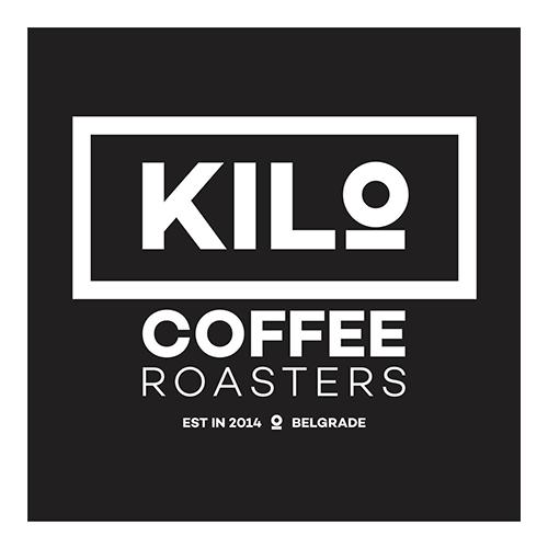 KILO Coffee Roasters logo