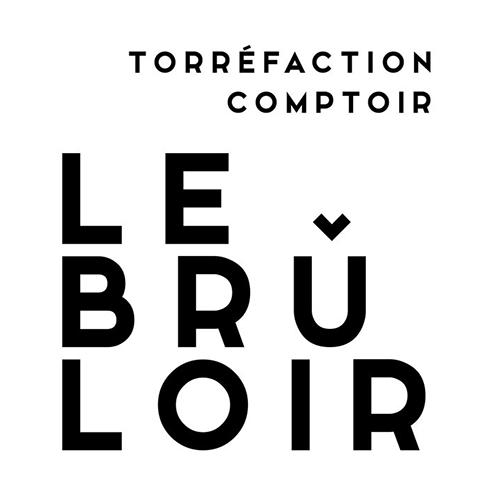 Le Bruloir Micro-Torrefacteur logo