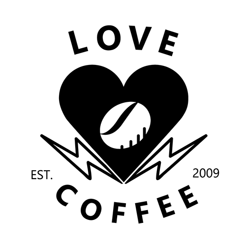Love Coffee Roasters logo