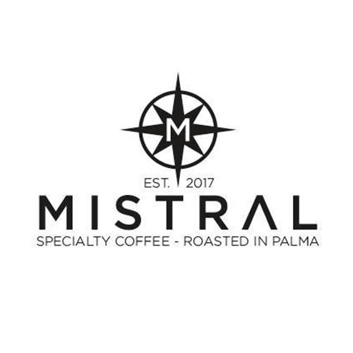 Mistral Coffee Roasters logo
