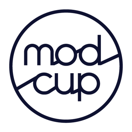 Modcup coffee co logo
