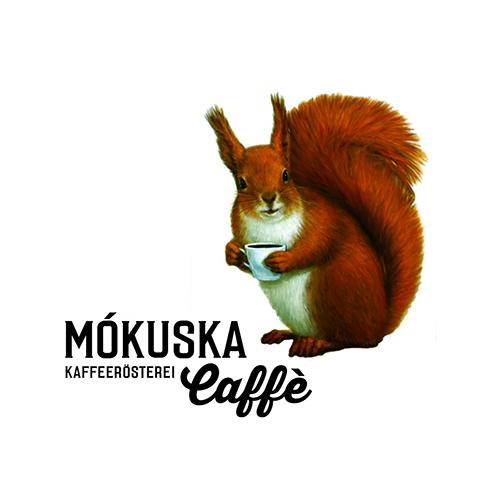Mokuska Caffe logo