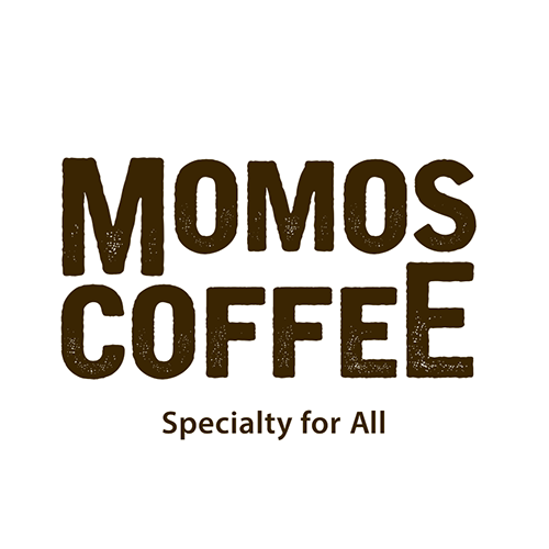 Momos Coffee logo