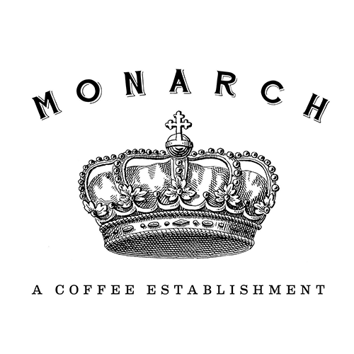 Monarch Coffee logo