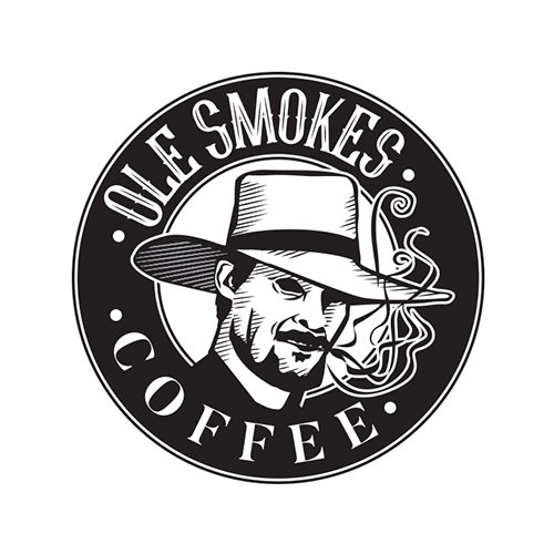 Ole' Smokes Coffee Roasters logo