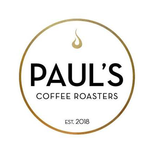 Paul's Coffee Roasters logo