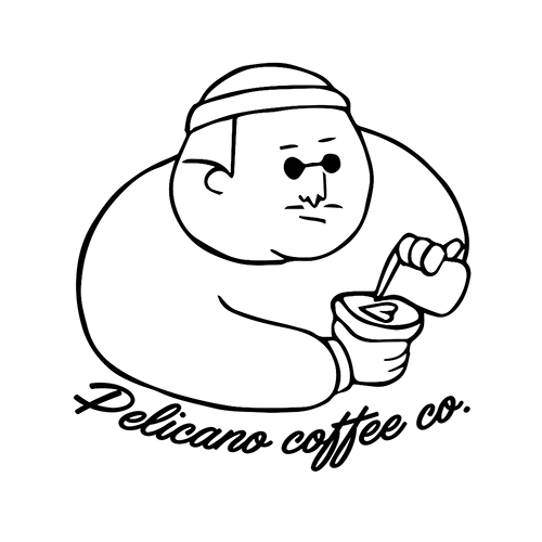 Pelicano Coffee Roasters logo