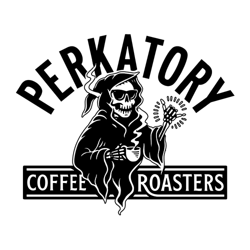 Perkatory Coffee Roasters logo