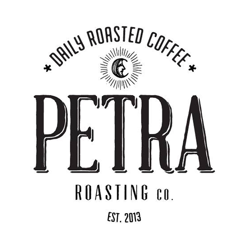 Petra Roasting Co. logo