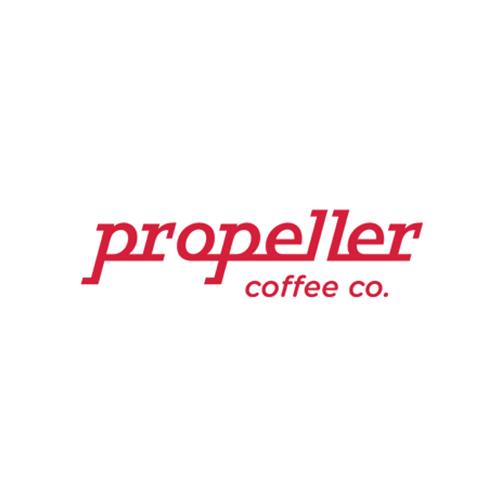 Propeller Coffee Co. logo