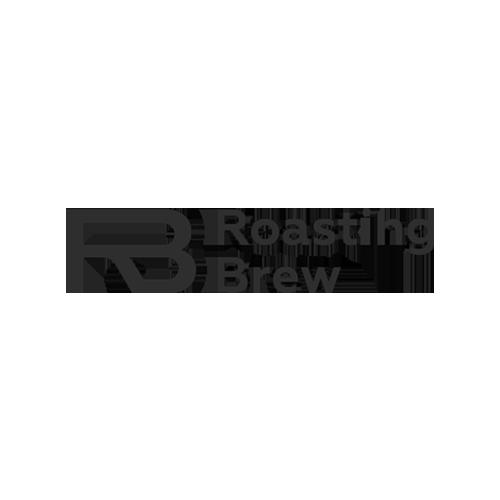 Roasting Brew logo