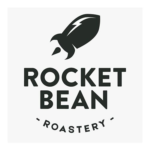 Rocket Bean Roastery logo