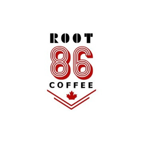 ROOT 86 COFFEE logo