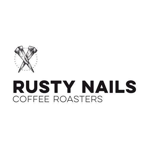 Rusty Nails Coffee Roasters logo