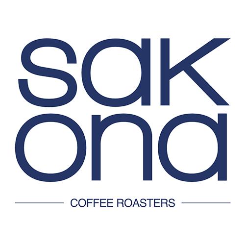 SAKONA Coffee Roasters logo