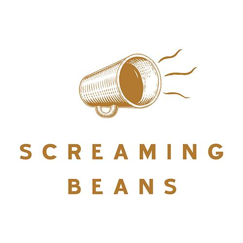 Screaming Beans CoffeeRoasters logo