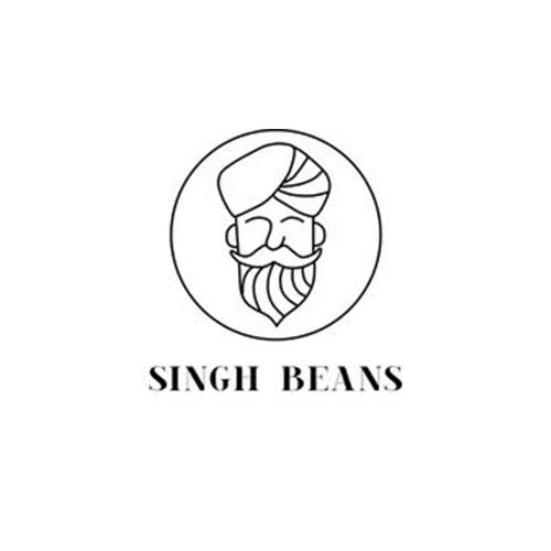 Singh Beans logo