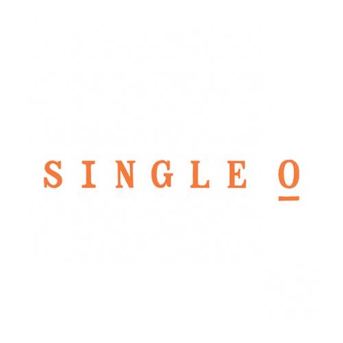 Single O logo