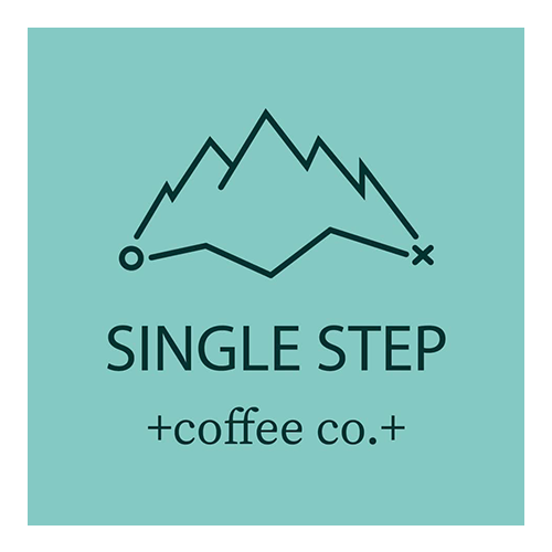 Single Step Coffee co. logo