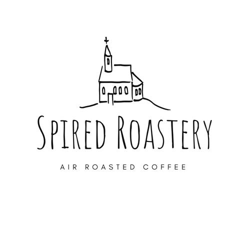 Spired Roastery logo
