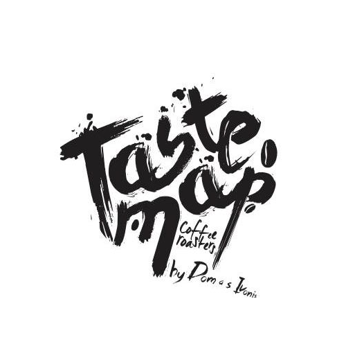 TASTE MAP Coffe Roasters logo