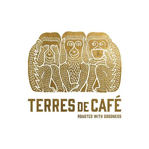Terres de cafe logo