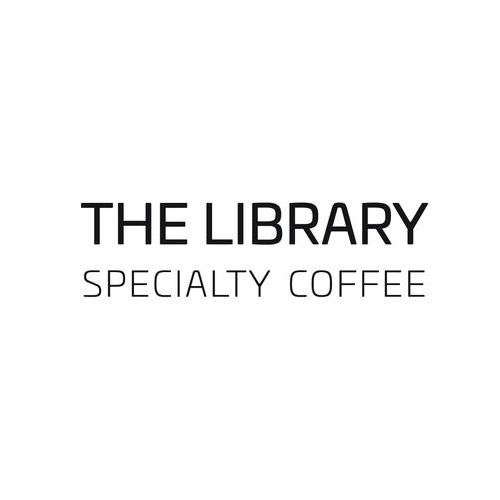 The Library Specialty Coffee logo