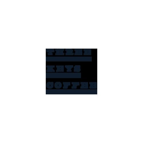Three Keys Coffee logo