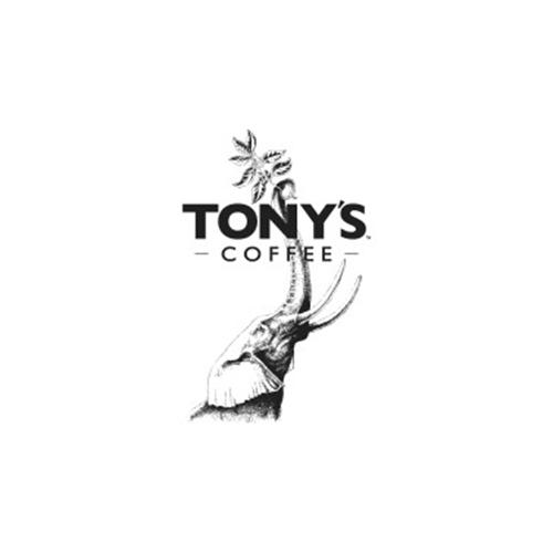 Tony's Coffee logo