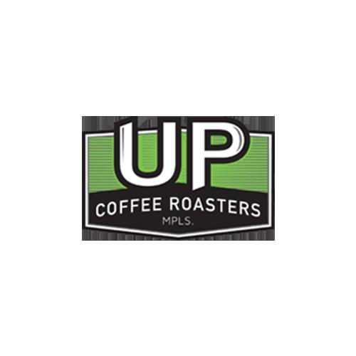 UP Coffee Roasters logo