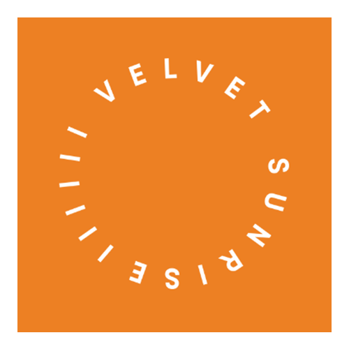 Velvet Sunrise Coffee Roasters logo