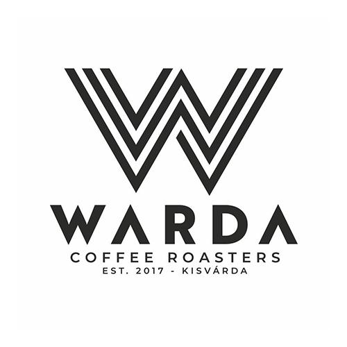 Warda Coffee Roasters logo