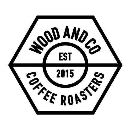 Wood and Co Coffee logo