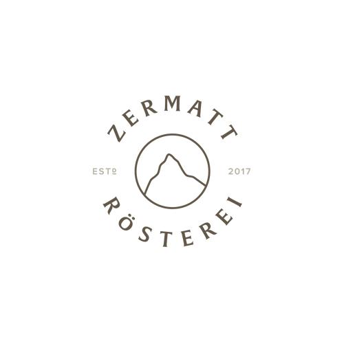 Zermatt Kaffee Rosterei logo
