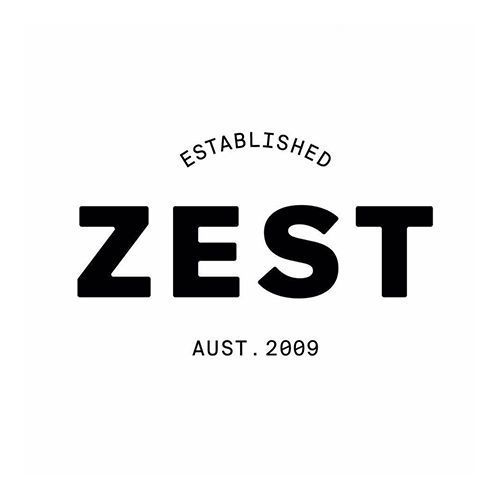 Zest Coffee  logo