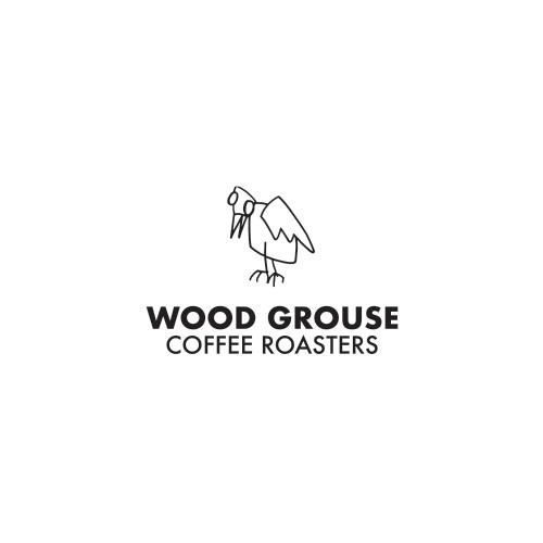 Wood Grouse Coffee Roasters logo