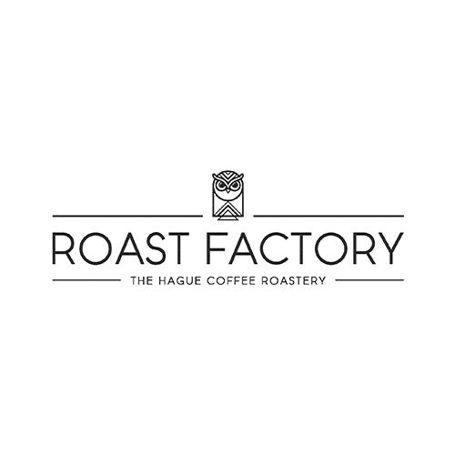Roast Factory Coffee Roastery logo
