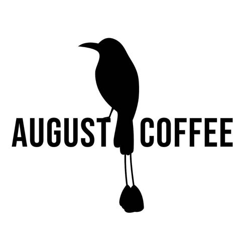 August Coffee Roasters logo