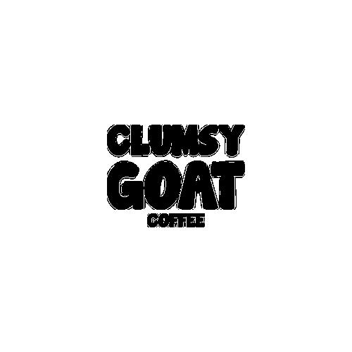 Clumsy Goat Coffee logo