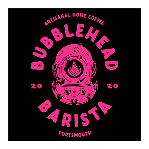 Bubblehead Barista logo