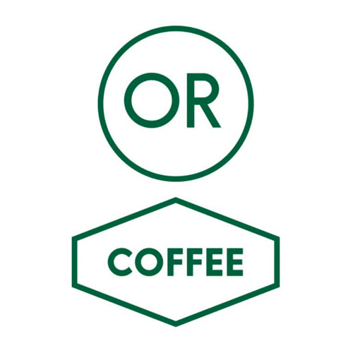 OR Coffee Specialty Coffee Roastery logo